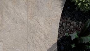 Stoneline a teraszon